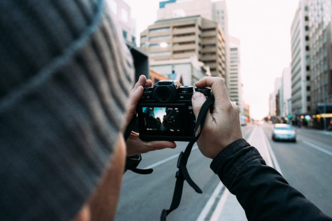 Taking sharp photos